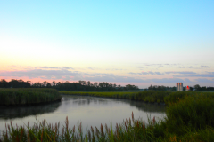 Town of Frederica Scenic Photo